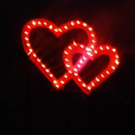 """Фигура """"Сдвоенное сердце"""""""